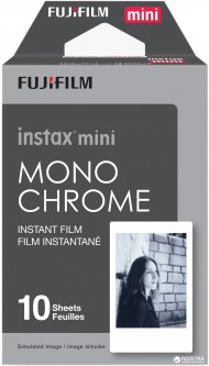 Фотопленка Fujifilm Instax Mini Monochrome