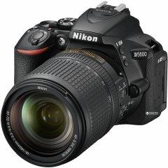 Фотоаппарат Nikon D5600 AF-S 18-140mm f/3.5-5.6G VR Black (VBA500K002)
