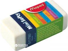 Ластик Maped Mini Softy 1 шт Белый (MP.511780)