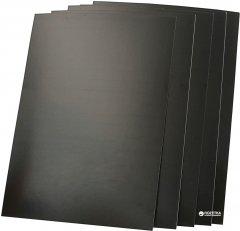 """Обложка для брошюрования картонная bindMARK Капитал A4 250 мкм """"глянец"""" 100 шт Черная (20000416020)"""