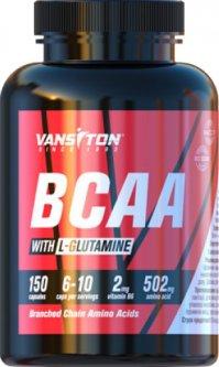 Аминокислота Vansiton BCAA 150 капсул (4820106590030)
