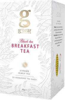 Черный чай Grace! Брэкфаст Тайм 2 г х 25 шт (5060207690683)