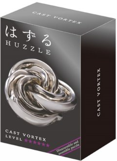 Литая головоломка Huzzle Vortex (515116) (5407005151167)