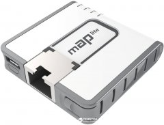 Маршрутизатор MikroTik mAP lite (RBmAPL-2nD)
