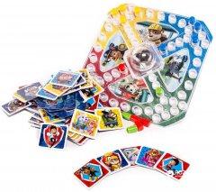Набор настольных игр Spin Master Games Щенячий патруль игра с кнопкой и мемори (SM98281/6036439)