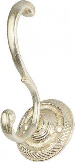 Крючок мебельный Bosetti Marella CL 43001.113 Серебро (VR19077)