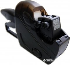 Этикет-пистолет Open Data Uno С20/A (Латиница) Black (UN2616N-20A(lat))