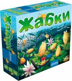 Настольная игра Granna Лягушки (82838) (5900221082838)