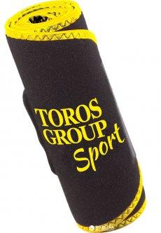 Пояс неопреновый Торос-Груп для похудения Тип-250-2 Black-Yellow (4820114089052)