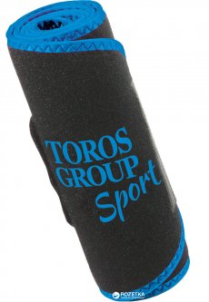 Пояс неопреновый Торос-Груп для похудения Тип-250-5 Black-Blue (4820114089106)