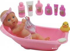 Кукла DollsWorld с набором для купания 38 см (8855G)