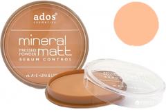 Минеральная пудра Ados Mineral Matt 02 12 г (5906942120026)