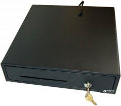 Денежный ящик ІКС E3336D Black 12 В