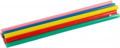 Клеевые стержни Mastertool 7.2х200 мм 12 шт Цветные (42-0159)
