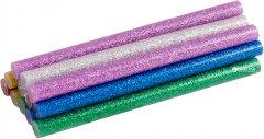 Клеевые стержни Mastertool 7.2х100 мм 12 шт Цветные (42-0160)