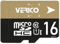 Verico MicroSDHC 16GB UHS-I Class 10 (1MCOV-MDH9G3-NN)