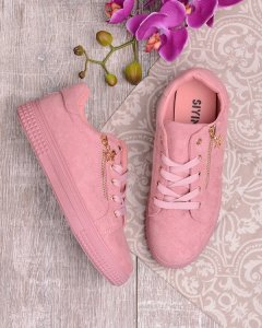 Кеди Siying G 009-6 41 Рожевий