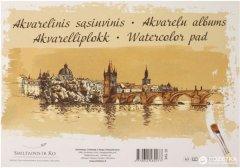 Склейка для акварели Smiltainis Gold А3 200 г/м2 10 листов (4770644482277)