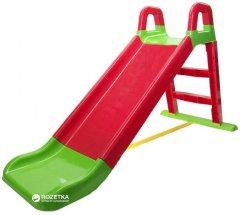 Горка Active Baby детская Красно-зеленая 140 см (01-0140/0101) (4822003280113)