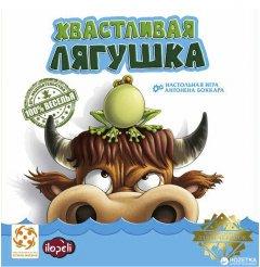 Настольная игра Стиль жизни Хвастливая лягушка (321085) (4650000321085)