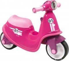 Скутер Smoby Розовый (721002)