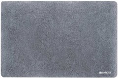 Коврик в ванную комнату Spirella Polyester Fino 60х90 см Серый (10.20030)