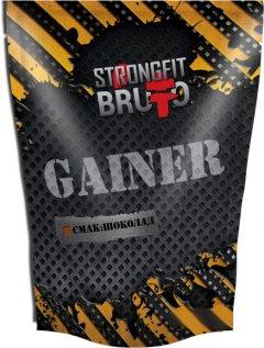 Гейнер Strong FIT Brutto 909 г - шоколад (4820113924057)
