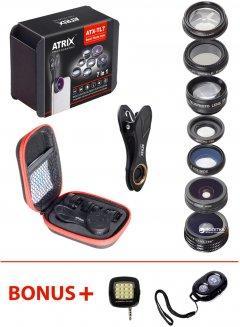 Набор объективов Atrix для смартфона/планшета 7 шт (ATX-TL7)