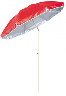 Пляжный зонт с наклоном 2.0 Umbrella Anti-UV Красный (2000992383998)