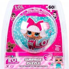 Пазл фигурный Spin Master Кукла L.O.L. Surprise со стикерами для украшения (SM98349/6042054) (778988144046_778988144022)