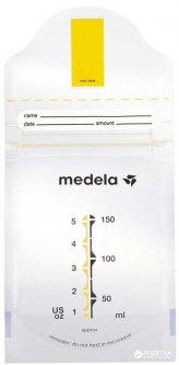 Пакеты Medela для хранения и замораживания грудного молока 25 шт (008.0406) (7612367050432)