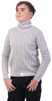 Светер Галушко 6190/1 146-152 см Сірий (2001000002191)