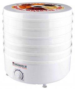 Сушилка для овощей и фруктов GRUNHELM BY1162