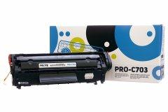 Картридж Prote Canon 703/HP LJ Q2612A Black (PRO-С703)