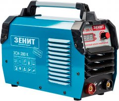 Сварочный аппарат инверторного типа Зенит ЗСИ-280 K (845767)