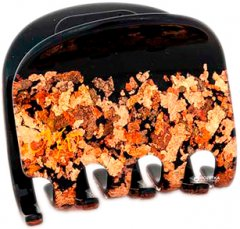 Заколка для волос Mari N. Краб 4.5 х 3.5 см Золотая (NKA31-GP) (2000013493019)