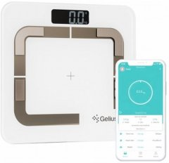 Смарт-весы Gelius GP-BFS002 White (2099900813986)