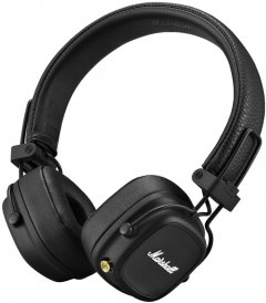 Наушники Marshall Major IV Bluetooth Black (1005773)