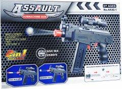 Игрушечный автомат Assault с водяными пульками (AK46-1) (6910010094613)