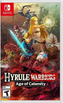 Hyrule Warriors Age of Calamity (Switch)