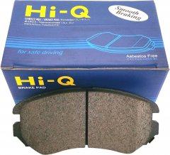 Колодки тормозные передние Sangsin Brake HI-Q Brake Pad Hyundai Tucson (04->09), Elantra (06->10), Sonata (01->10) и др. (SP1155)