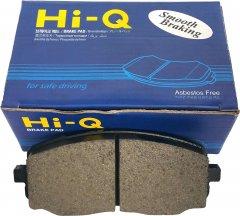 Колодки тормозные передние Sangsin Brake HI-Q Brake Pad Hyundai i10 (07->), KIA Picanto (04->10) (SP1172)