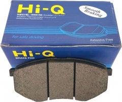 Колодки тормозные передние Sangsin Brake HI-Q Brake Pad Hyundai Sonata (10->13), iX35 (10->) и др. (SP1374)