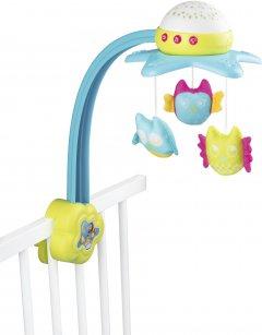 Музыкальный мобиль-проектор Smoby Toys Cotoons Звезда 2 в 1 (110116) (3032161101163)