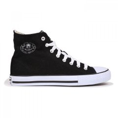 Кеди Dunlop Canvas High Top Black, 49 (10080180)