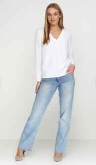 Женские джинсы Blue Motion BLM021-LBU (36, Голубой)
