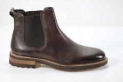 Черевики prodotto Italia челсі 4147м 29.5 см 44 р темно-коричневий 4148