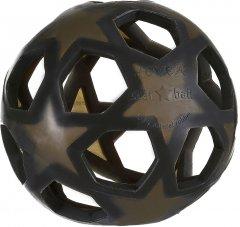 Прорезыватель Hevea Star Ball из натурального каучука Черный (5710087643100)