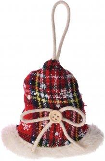Елочная игрушка Christmas Decoration в ассорт. 10x3x12 см (ANM200040)