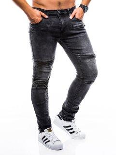 Джинсы мужские D751 - черный Ombre 33 Черный